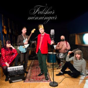 Image for 'Falskar Minningar'