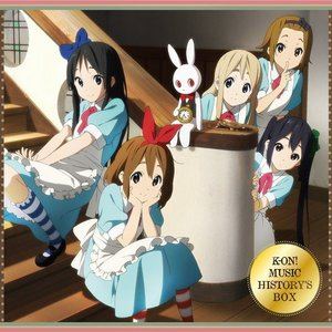 Image for 'K-ON! Music History's Box'
