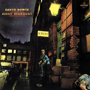 Image for 'The Rise and Fall of Ziggy Stardust and the Spiders from Mars (2012 Remaster)'