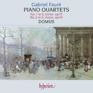 Image for 'Piano Quartets (Domus)'