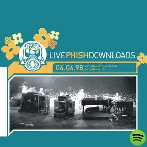 Image for 'LivePhish 04/04/98'