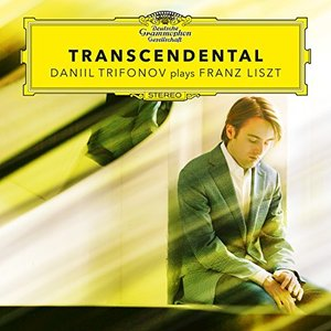 Image for 'Transcendental - Daniil Trifonov Plays Franz Liszt (Etudes S. 139, S. 141, S. 144, S. 145)'
