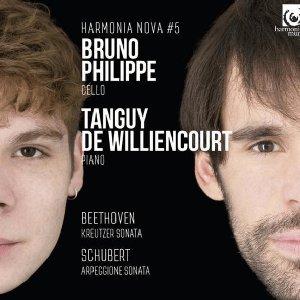 Immagine per 'Bruno Philippe & Tanguy de Williencourt - harmonia nova #5'