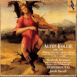 Image for 'Altre Follie (1500-1750)'