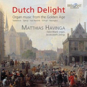 Image for 'Dutch Delight: Organ Music from the Golden Age'