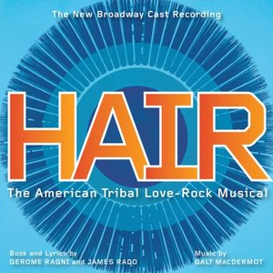 Image for 'Hair (The New Broadway Cast Recording)'