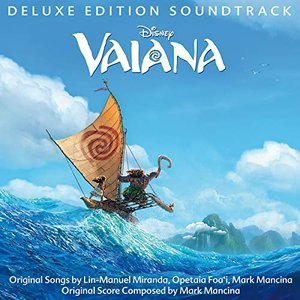 Image for 'Vaiana (English Version/Original Motion Picture Soundtrack/Deluxe Edition)'