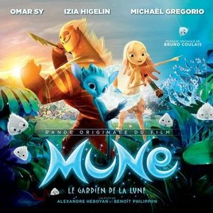 Image for 'Mune: Guardian Of The Moon Soundtrack'