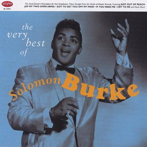 Image pour 'The Very Best of Solomon Burke'