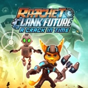 Image for 'Ratchet & Clank Future: A Crack in Time'