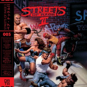 Image for 'Streets of Rage 2'