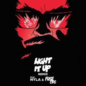 Image for 'Light It Up (Remix) [feat. Nyla & Fuse ODG]'