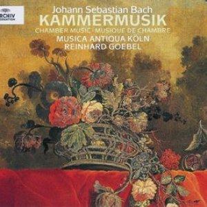 Image for 'Johann Sebastian Bach : Kammermusik'