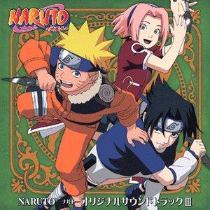 Immagine per 'Naruto Original Soundtrack III'