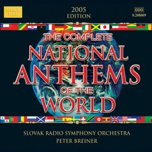 Image for 'NATIONAL ANTHEMS OF THE WORLD (COMPLETE)'