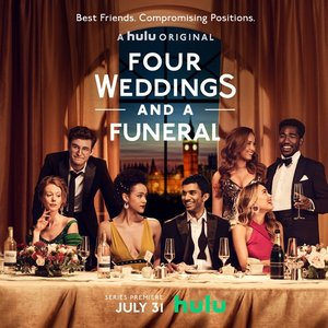 Image for 'Four Weddings and a Funeral (Music From the Original TV Series)'