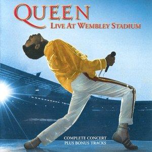 Image for 'Live At Wembley Stadium (complete concert plus bonus tracks)'