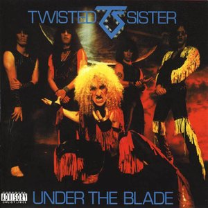 Image for 'Under The Blade (1985 Remix)'