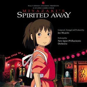 Image for 'Spirited Away Soundtrack'