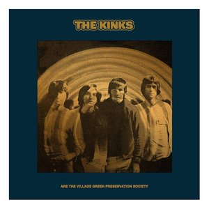 Image for 'The Kinks Are The Village Green Preservation Society (Super Deluxe Box Set)'