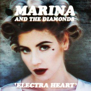 Image for 'Electra Heart'