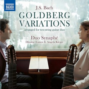 Image for 'J.S. Bach: Goldberg Variations, BWV 988 (Arr. for 10-String Guitar Duo)'