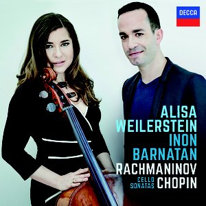 Image for 'Rachmaninov & Chopin: Cello Sonatas'