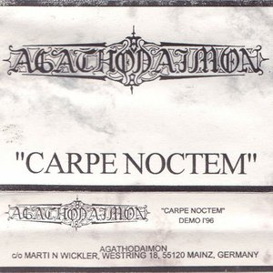 Imagen de 'Carpe Noctem (Cass., Demo, Self-released, Germany)'