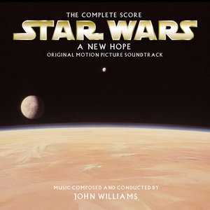 Image for 'Star Wars Episode IV: A New Hope (The Complete Score)'