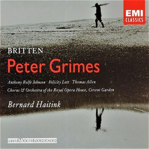 Image for 'Britten - Peter Grimes'