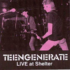 Image for 'Live At Shelter'