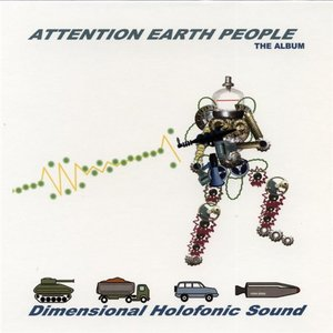 Image for 'Attention Earth People'