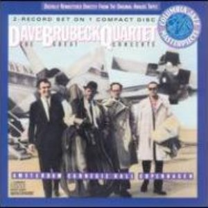 Image for 'Dave Brubeck Quartet'