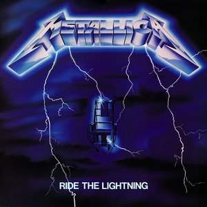 Image for 'Ride the Lightning (Deluxe Remaster)'
