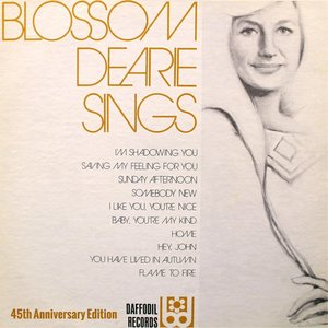 Image for 'Blossom Dearie Sings (45th Anniversary Edition)'