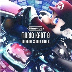 Image for 'MARIO KART 8 ORIGINAL SOUNDTRACK'