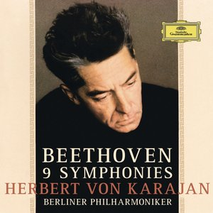 Image for 'Beethoven: 9 Symphonies (Recordings from 1961-62)'