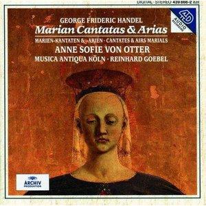 Bild für 'Handel: Marian Cantatas And Arias'