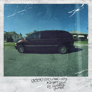 Image for 'good kid, m.A.A.d city (Deluxe Version)'
