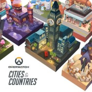 Image for 'Overwatch: Cities & Countries'