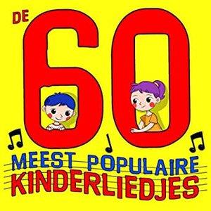 Image for 'De 60 meest populaire kinderliedjes'