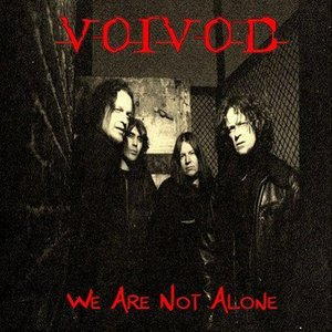 Imagem de 'We Are Not Alone'