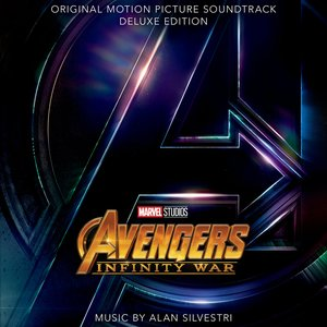 Image for 'Avengers: Infinity War (Original Motion Picture Soundtrack / Deluxe Edition)'