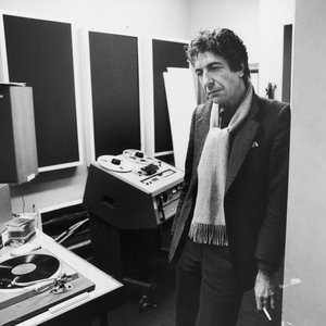 Image for 'Leonard Cohen'