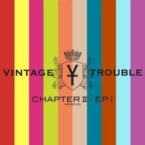 Image for 'Chapter II - EP I'