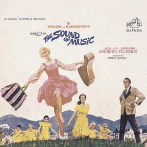 Image for 'The Sound of Music - Original Soundtrack Recording'