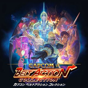Image for 'CAPCOM BELT ACTION COLLECTION LIMITED CD'