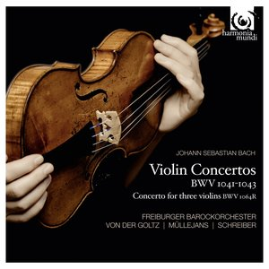 Image for 'Bach: Violin Concertos'