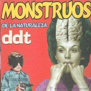 Image for 'Monstruos de la naturaleza'