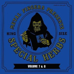 Image pour 'Metal Fingers Presents: Special Herbs, Vol. 7 and 8'